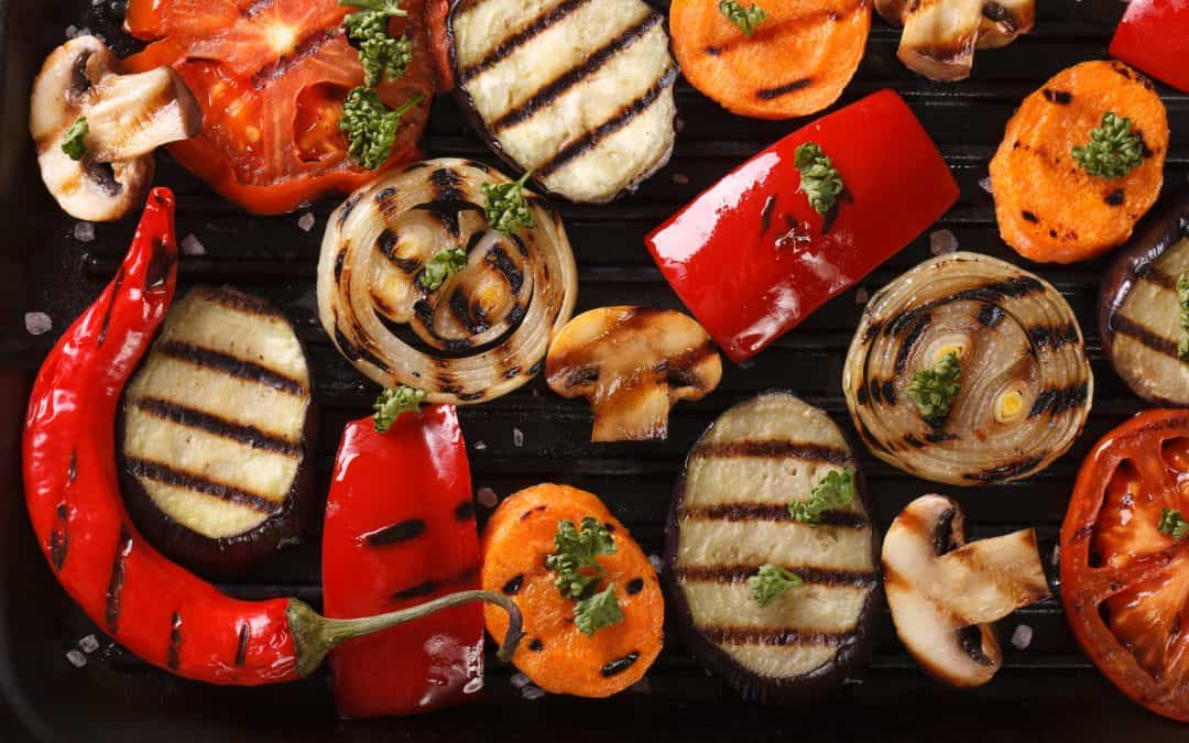 The Best Grilled Vegetable Recipes For Summer