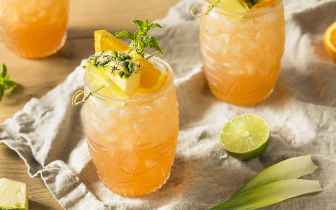 The Goombay Smash Cocktail The Perfect Summer Drink