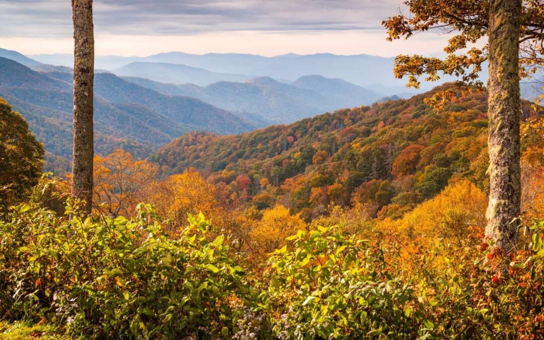 Romantic Mountain Getaways In The South