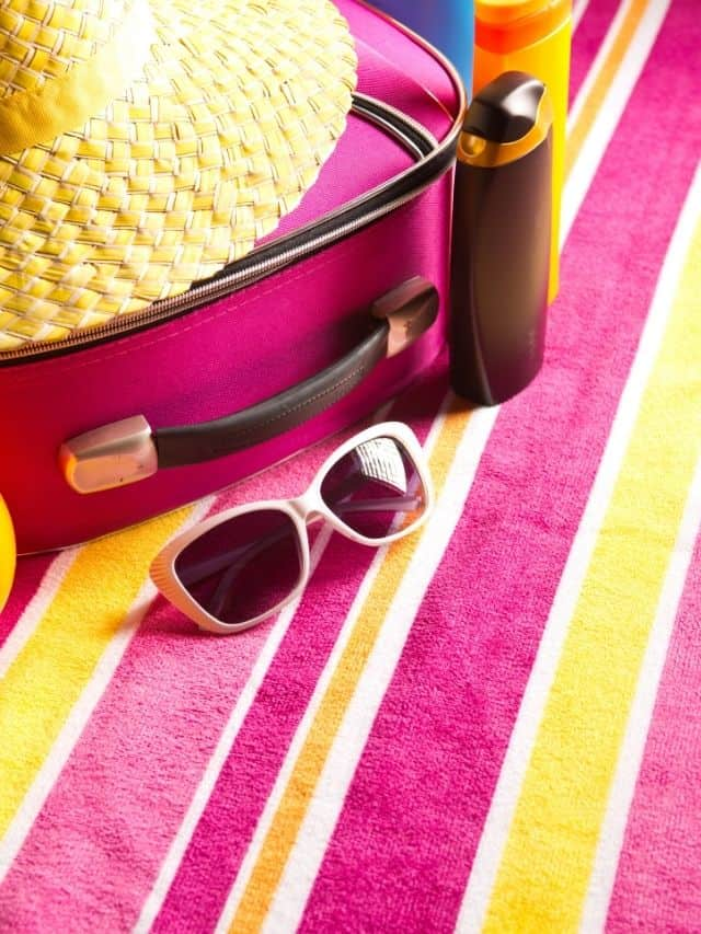 Best Packing List For Beach Vacations